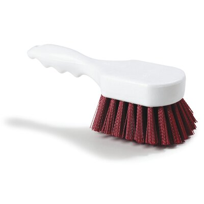 Sparta� Floater Scrub Brush (Set of 12) Size: 8, Color: Red