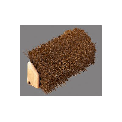Boot N Shoe Replacement Brush (Set of 12) Color: Brown