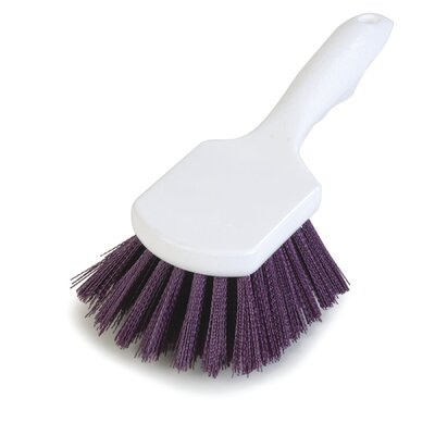 Sparta Floater Scrub Brush (Set of 12) Color: Purple, Size: 8