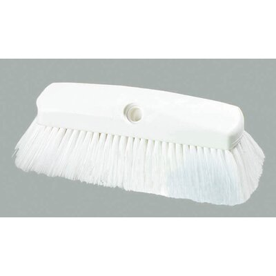 Sparta Spectrum Flo-Thru Nylex Wall and Equipment Brush (Set of 12) Color: White