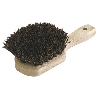Sparta Utility Scrub Brush with Stiff Palmyra Bristles (Set of 12) Size: 8.5