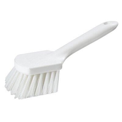 "Utility Scrub Brush With Polystyrene Bristles (set Of 12) Size: 9.25"""