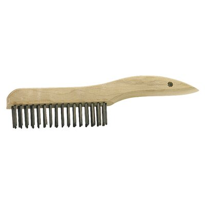 Steel Wire Brush (Set of 12)