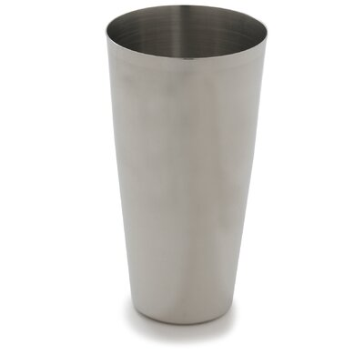 30 Oz. Stainless Steel Bar Shaker Cup (Set of 12) 608530