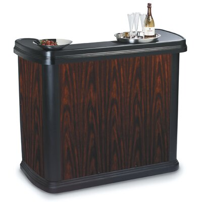 Maximizer� Portable Bar Finish: Cherry Wood
