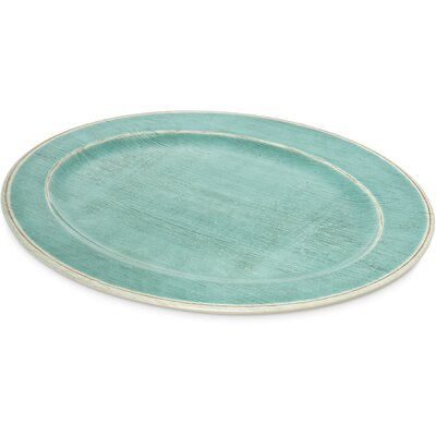 Grove Melamine Oval Serving Tray (Set of 4) 6402115
