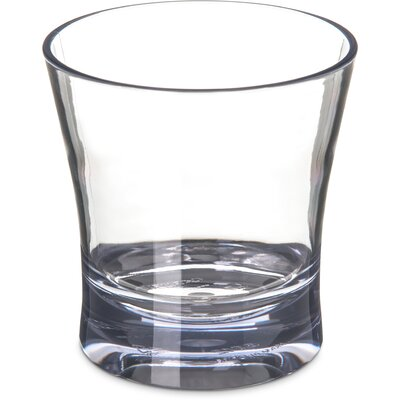 Alibi� Plastic Double 12 oz. Old Fashioned Glass 5612-407