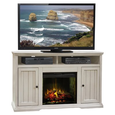 Rehoboth TV Stand with Electric Fireplace