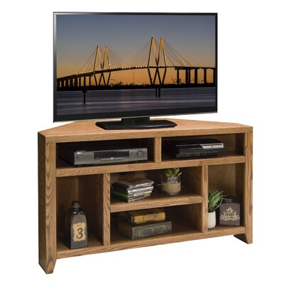 "Legends Furniture City Loft 52"" Corner TV Stand"
