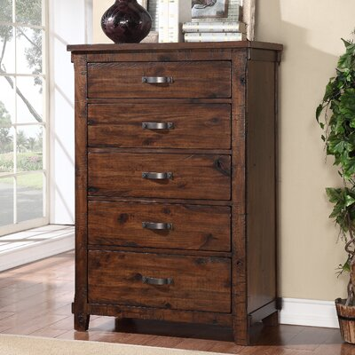 Camas 5 Drawer Chest