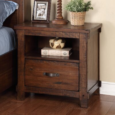 Camas 1 Drawer Nightstand