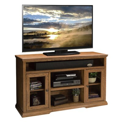 Colonial Place 62 TV Stand Width of TV Stand: 32.5 H x 53.75 W x 17.47 D
