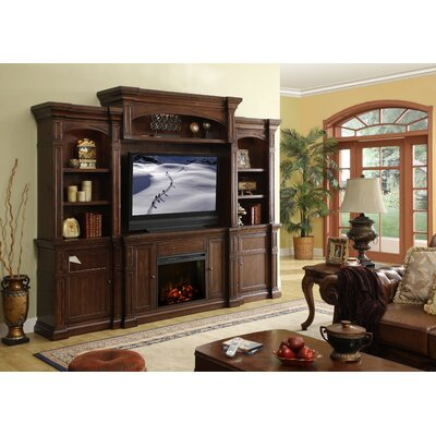 Denissa 30 TV Stand with Fireplace