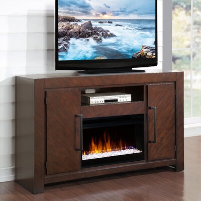 Lake Macquarie TV Stand with Electric Fireplace