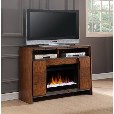 Maud 50 TV Stand with Fireplace