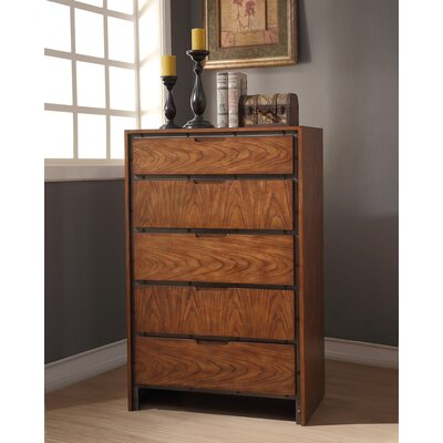 Silvana 5 Drawer Chest