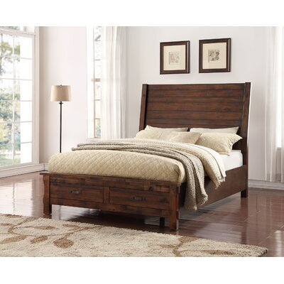 Rancho Santa Margarita Panel Headboard Size: King