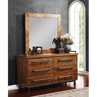 Perei 6 Drawer Dresser