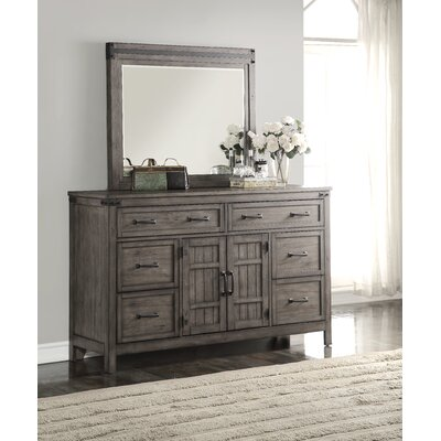 Jigna 6 Drawer Dresser