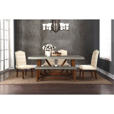 Yuqi 6 Piece Dining Set