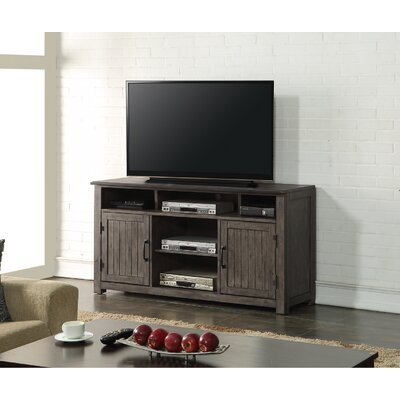 Jigna 60 TV Stand with Fireplace Fireplace Included: No