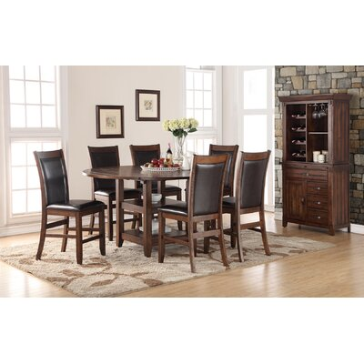 Rancho Santa Margarita Upholstered Dining Chair (Set of 2)