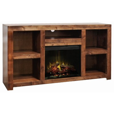 Belle Isle 65 TV Stand Electric Fireplace