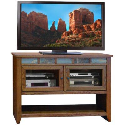 Cheap Legends Furniture Oak Creek Console Table in Golden Oak (LFN1714)