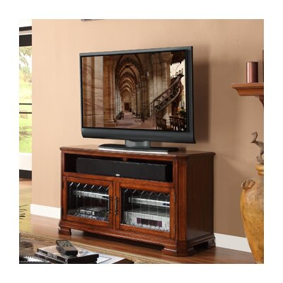 Cheap Legends Furniture Tuscana 48″ Media Console in Distressed Cherry (LFN1724)
