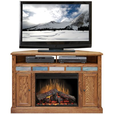 Oak Creek 56 TV Stand with Fireplace