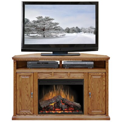 Scottsdale 56 TV Stand with Fireplace