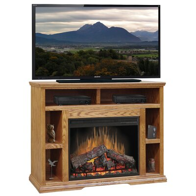 "Legends Furniture Colonial Place 50"" TV Stand with Electric Fireplace at Sears.com"