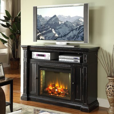Manchester 58 TV Stand with Fireplace