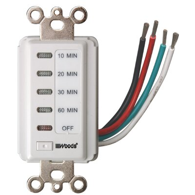 Preset Wall Switch Timer