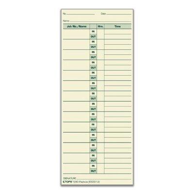 Manila Job Card