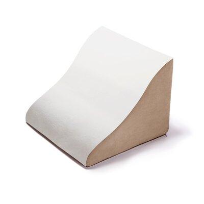 Jax Ltd Games Avana Back Rest Memory Foam Back and Lumbar Pillow - Color: Cloud/Camel