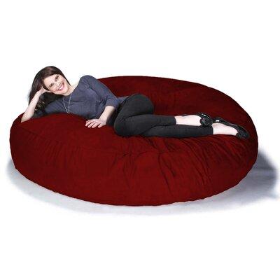 Cocoon Jaxx Bean Bag Sofa Upholstery: Cinnabar