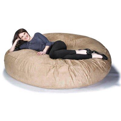 Cocoon Jaxx Bean Bag Sofa Upholstery: Camel