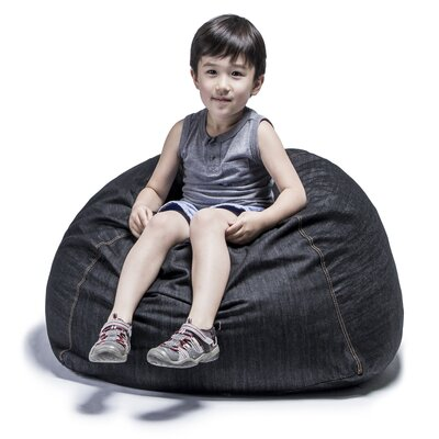 Denim Kids Club 2.5 Bean Bag Chair