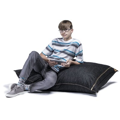 Denim 3.5 Pillow Saxx Bean Bag Lounge