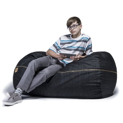 Denim 4 Bean Bag Lounger