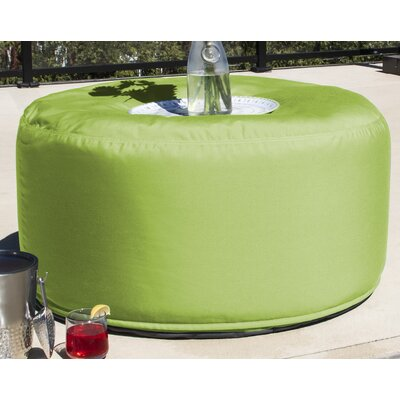 Lenox Chat Table Finish: Lime