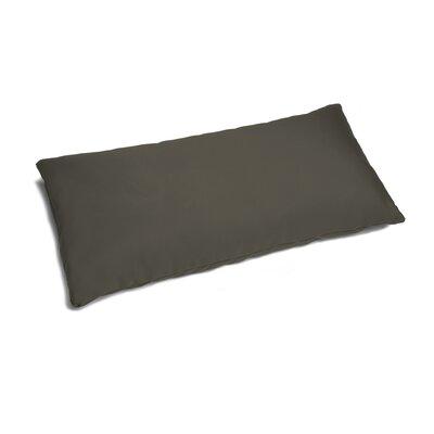 Marcus Outdoor Patio Lumbar Pillow Color: Taupe
