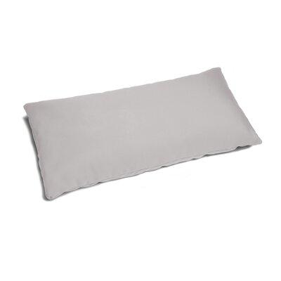 Marcus Outdoor Patio Lumbar Pillow Color: Pearl