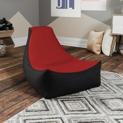 Bean Bag Gaming Chair Upholstery: Cardinal