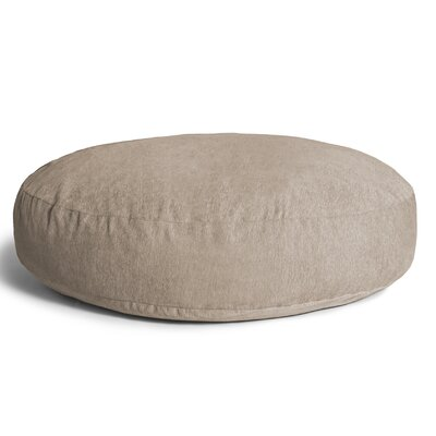 Bean Bag Sofa Upholstery: Beige