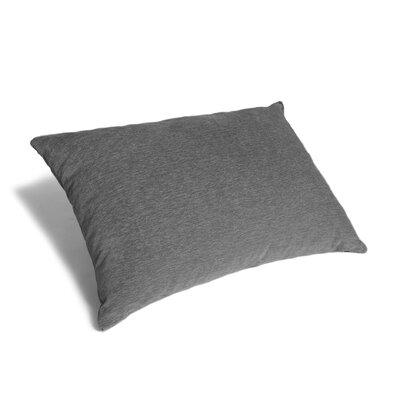 Floor Pillow Bean Bag Lounger Upholstery: Gray