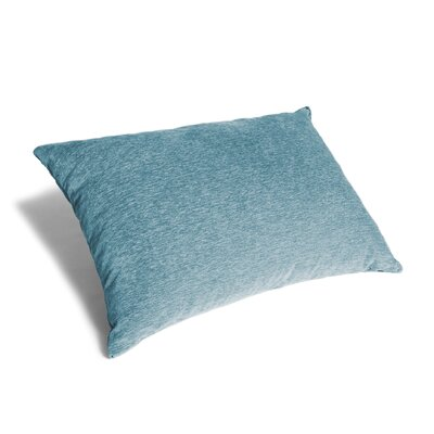 Floor Pillow Bean Bag Lounger Upholstery: Turquoise