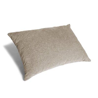 Floor Pillow Bean Bag Lounger Upholstery: Beige