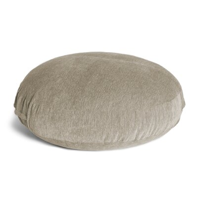 Bean Bag Lounger Upholstery: Beige